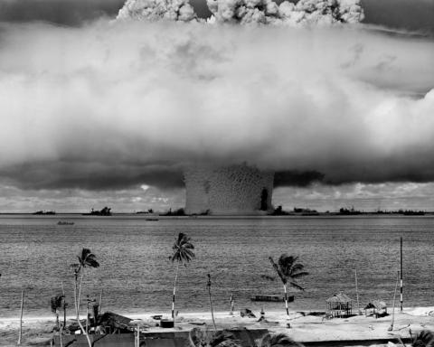 Nei til atomvåpen