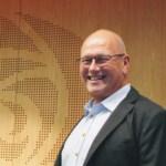 Leder av Kristne Arbeidere Jan Rudy Kristensen